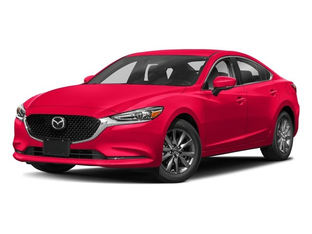 Soul Red Crystal Metallic 2018 Mazda Mazda6 Pictures Mazda6 Sedan 4D Sport I4 photos front view
