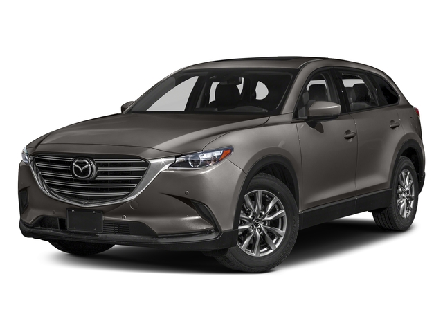 Titanium Flash Mica 2018 Mazda CX-9 Pictures CX-9 Touring AWD photos front view