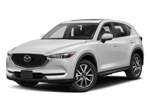 Snowflake White Pearl Mica 2018 Mazda CX-5 Pictures CX-5 Utility 4D Touring AWD I4 photos front view