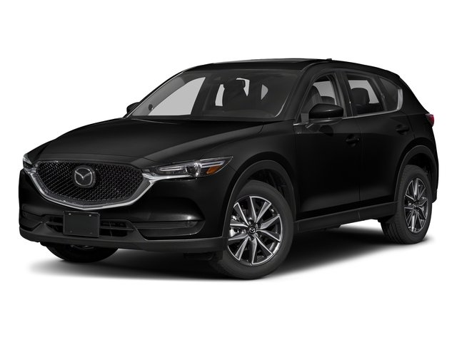 Jet Black Mica 2018 Mazda CX-5 Pictures CX-5 Utility 4D GT AWD I4 photos front view