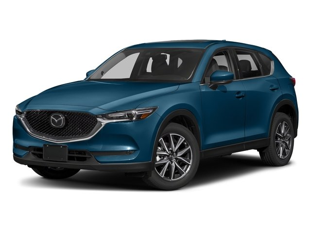 Eternal Blue Mica 2018 Mazda CX-5 Pictures CX-5 Utility 4D GT AWD I4 photos front view