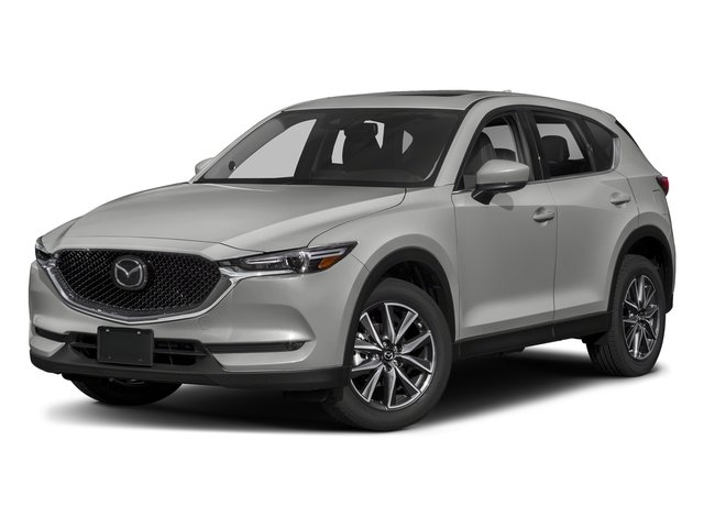 Sonic Silver Metallic 2018 Mazda CX-5 Pictures CX-5 Utility 4D GT AWD I4 photos front view