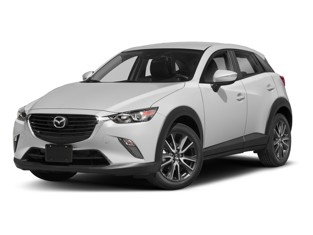 Snowflake White Pearl Mica 2018 Mazda CX-3 Pictures CX-3 Touring FWD photos front view