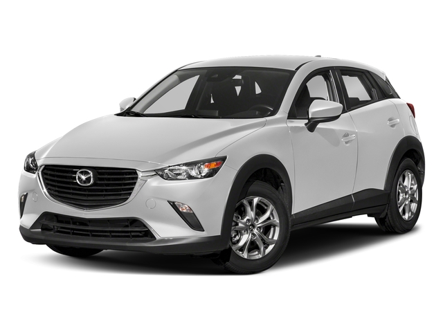 Snowflake White Pearl Mica 2018 Mazda CX-3 Pictures CX-3 Sport AWD photos front view