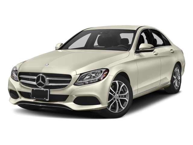 designo Diamond White Metallic 2018 Mercedes-Benz C-Class Pictures C-Class C 300 Sedan photos front view
