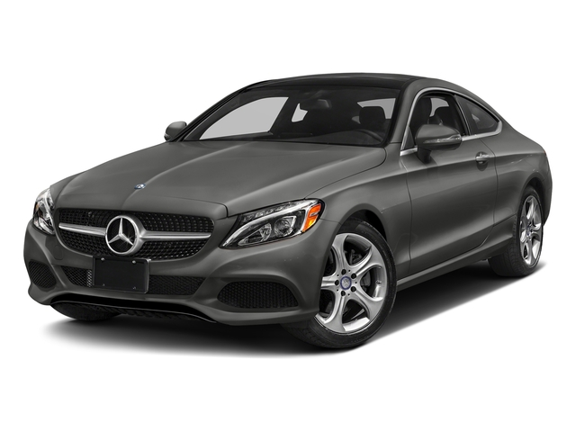 designo Selenite Grey Magno (Matte Finish) 2018 Mercedes-Benz C-Class Pictures C-Class C 300 4MATIC Coupe photos front view
