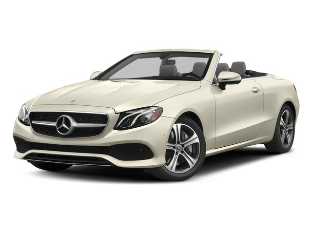 designo Diamond White 2018 Mercedes-Benz E-Class Pictures E-Class E 400 4MATIC Cabriolet photos front view