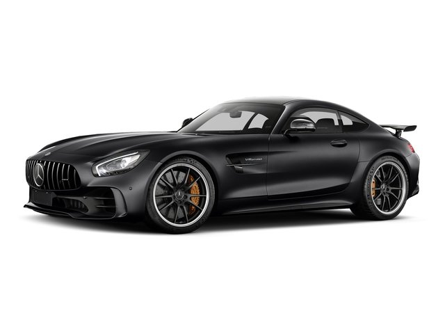 Black 2018 Mercedes-Benz AMG GT Pictures AMG GT AMG GT R Coupe photos front view