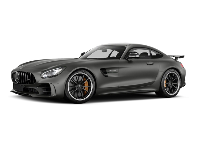designo Selenite Grey Magno 2018 Mercedes-Benz AMG GT Pictures AMG GT AMG GT R Coupe photos front view