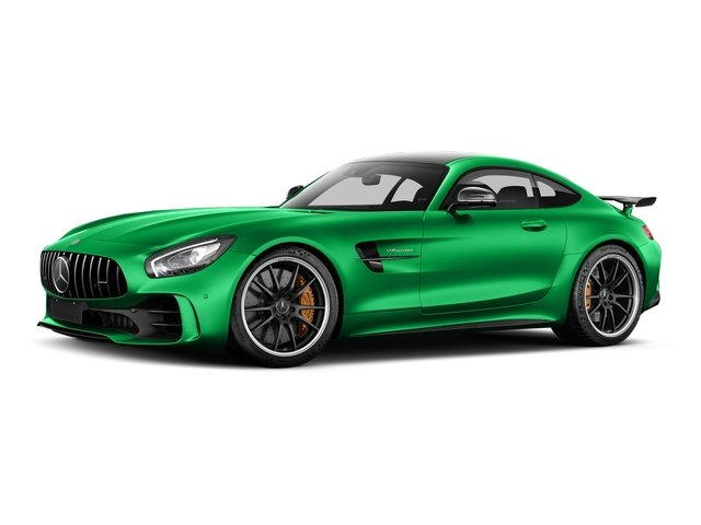 AMG Green Hell Magno 2018 Mercedes-Benz AMG GT Pictures AMG GT AMG GT R Coupe photos front view