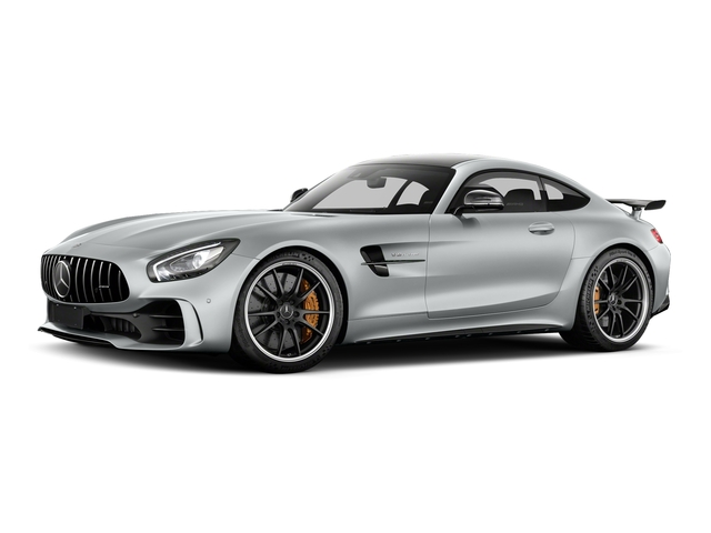 Iridium Silver Metallic 2018 Mercedes-Benz AMG GT Pictures AMG GT AMG GT R Coupe photos front view