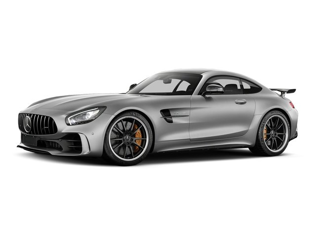 designo Iridium Silver Magno 2018 Mercedes-Benz AMG GT Pictures AMG GT AMG GT R Coupe photos front view