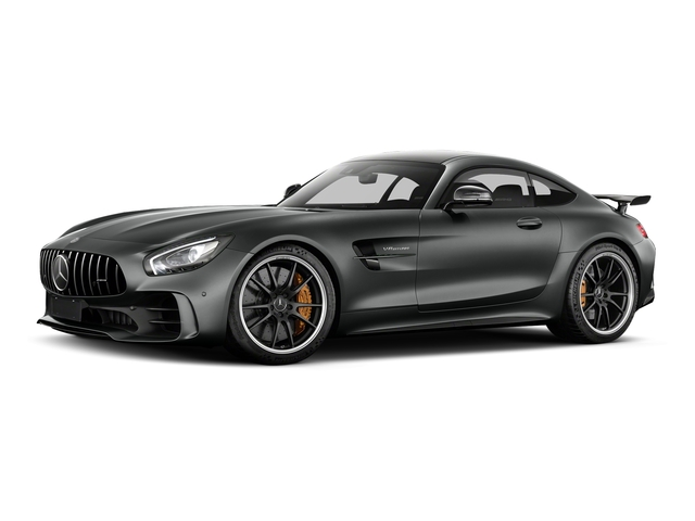Selenite Grey Metallic 2018 Mercedes-Benz AMG GT Pictures AMG GT AMG GT R Coupe photos front view