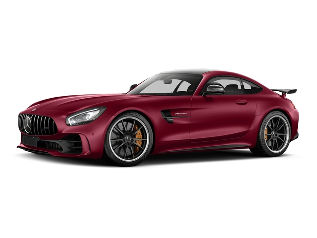 designo Cardinal Red Metallic 2018 Mercedes-Benz AMG GT Pictures AMG GT AMG GT R Coupe photos front view