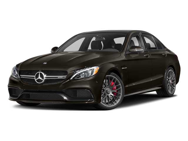 Dakota Brown Metallic 2018 Mercedes-Benz C-Class Pictures C-Class AMG C 63 S Sedan photos front view