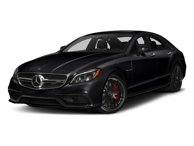 Black 2018 Mercedes-Benz CLS Pictures CLS AMG CLS 63 S 4MATIC Coupe photos front view