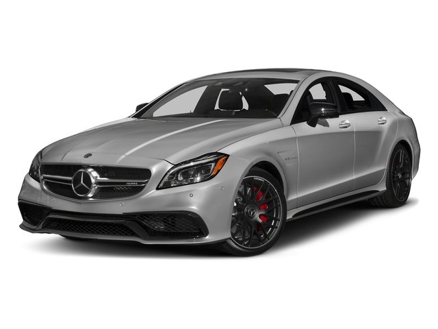 designo Magno Alanite Grey (Matte Finish) 2018 Mercedes-Benz CLS Pictures CLS AMG CLS 63 S 4MATIC Coupe photos front view
