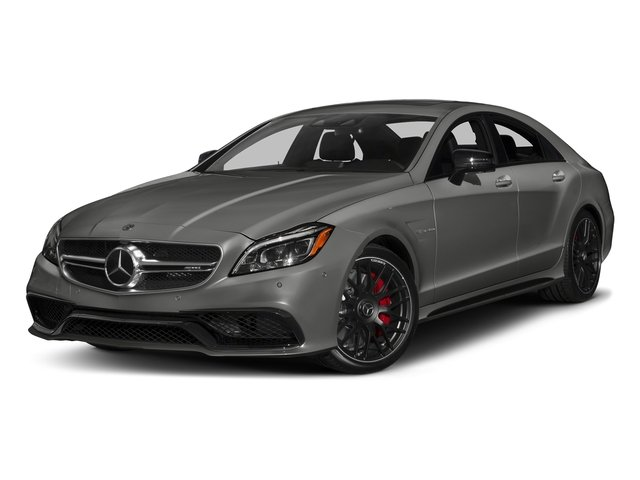 designo Magno Selenite Grey (Matte Finish) 2018 Mercedes-Benz CLS Pictures CLS AMG CLS 63 S 4MATIC Coupe photos front view