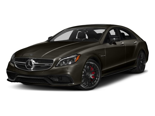 Dakota Brown Metallic 2018 Mercedes-Benz CLS Pictures CLS AMG CLS 63 S 4MATIC Coupe photos front view