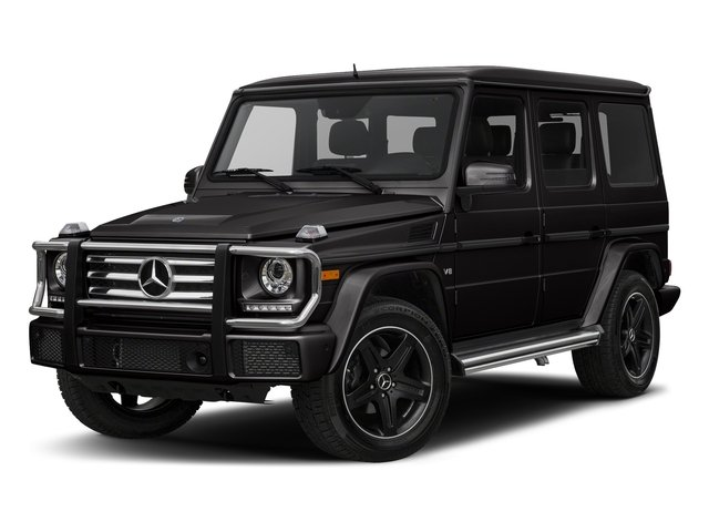 designo Mocha Black Metallic 2018 Mercedes-Benz G-Class Pictures G-Class G 550 4MATIC SUV photos front view