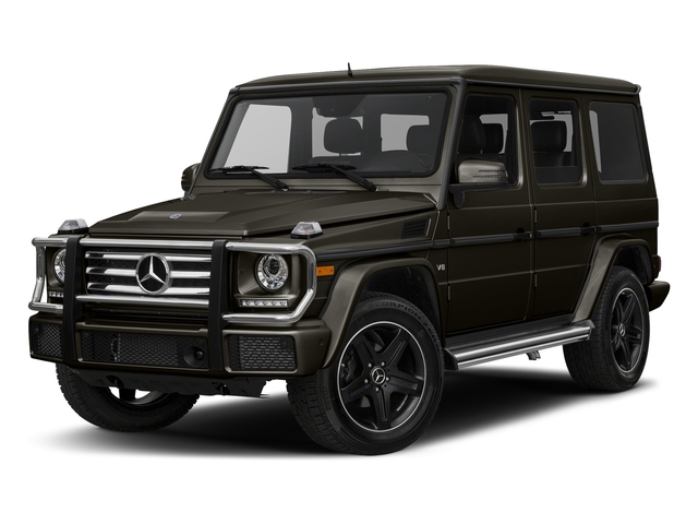 Dakota Brown Metallic 2018 Mercedes-Benz G-Class Pictures G-Class 4 Door Utility 4Matic photos front view