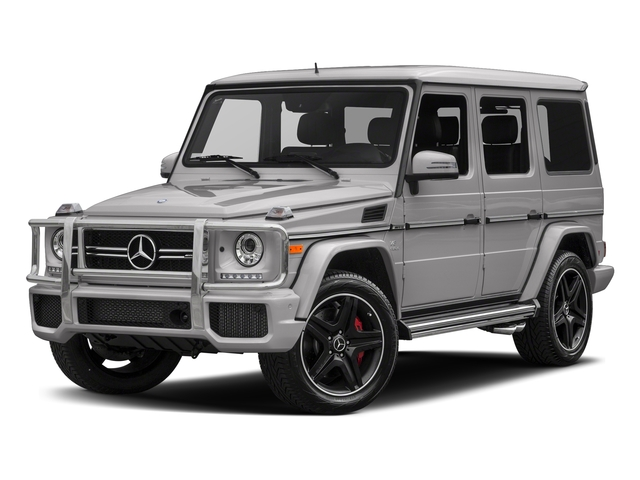 designo Platinum Magno 2018 Mercedes-Benz G-Class Pictures G-Class 4 Door Utility 4Matic photos front view