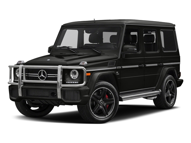 designo Night Black Magno 2018 Mercedes-Benz G-Class Pictures G-Class 4 Door Utility 4Matic photos front view