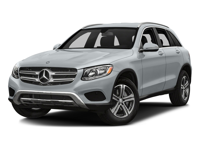 Diamond Silver Metallic 2018 Mercedes-Benz GLC Pictures GLC GLC 300 SUV photos front view