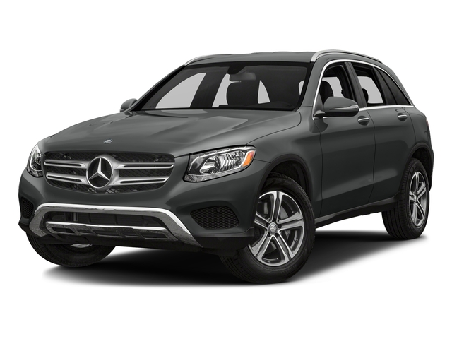 Selenite Grey Metallic 2018 Mercedes-Benz GLC Pictures GLC GLC 300 SUV photos front view