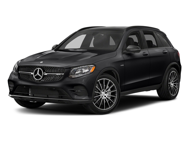 Black 2018 Mercedes-Benz GLC Pictures GLC AMG GLC 43 4MATIC SUV photos front view