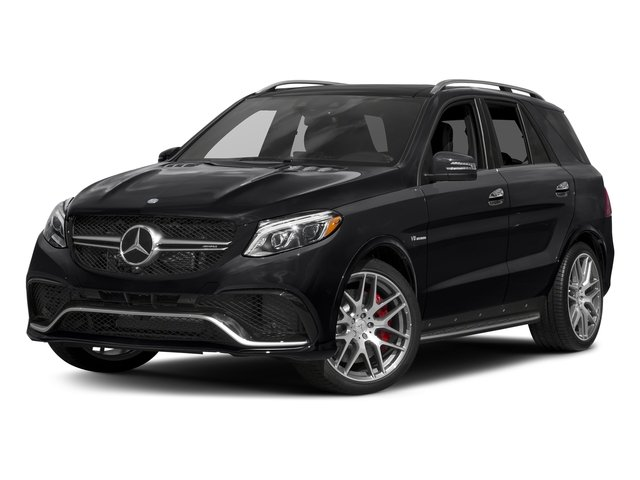 Black 2018 Mercedes-Benz GLE Pictures GLE AMG GLE 63 4MATIC SUV photos front view