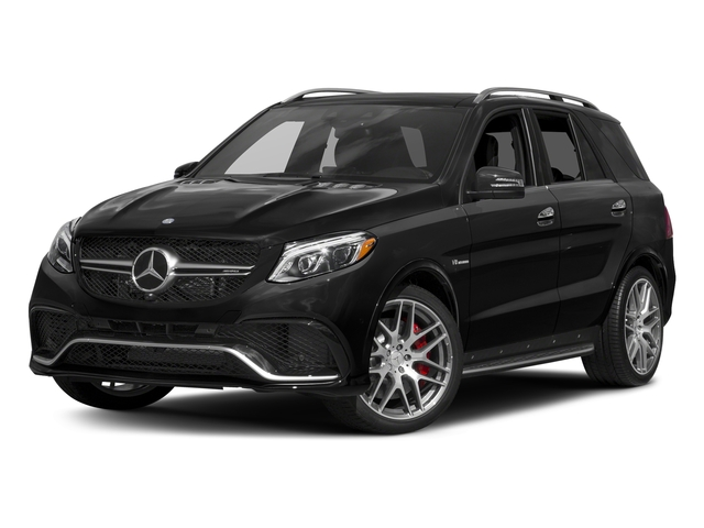 Obsidian Black Metallic 2018 Mercedes-Benz GLE Pictures GLE AMG GLE 63 4MATIC SUV photos front view