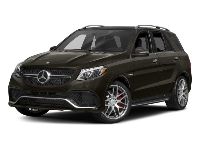 Dakota Brown Metallic 2018 Mercedes-Benz GLE Pictures GLE AMG GLE 63 4MATIC SUV photos front view