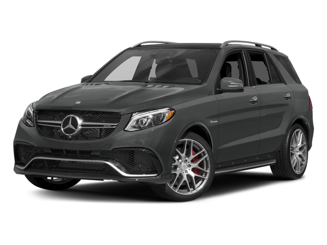 Selenite Grey Metallic 2018 Mercedes-Benz GLE Pictures GLE AMG GLE 63 4MATIC SUV photos front view