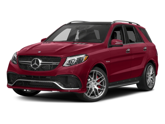 designo Cardinal Red Metallic 2018 Mercedes-Benz GLE Pictures GLE AMG GLE 63 4MATIC SUV photos front view