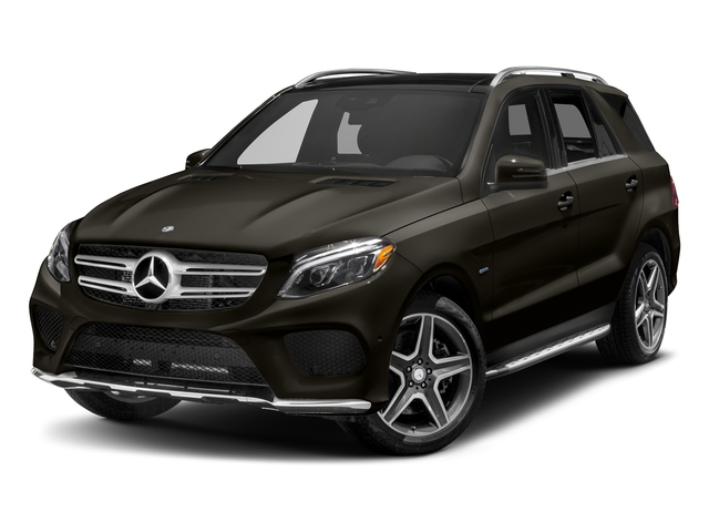 Dakota Brown Metallic 2018 Mercedes-Benz GLE Pictures GLE GLE 550e 4MATIC SUV photos front view