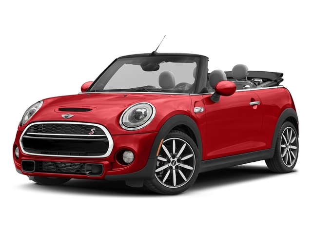 Chili Red 2018 MINI Convertible Pictures Convertible Cooper S FWD photos front view