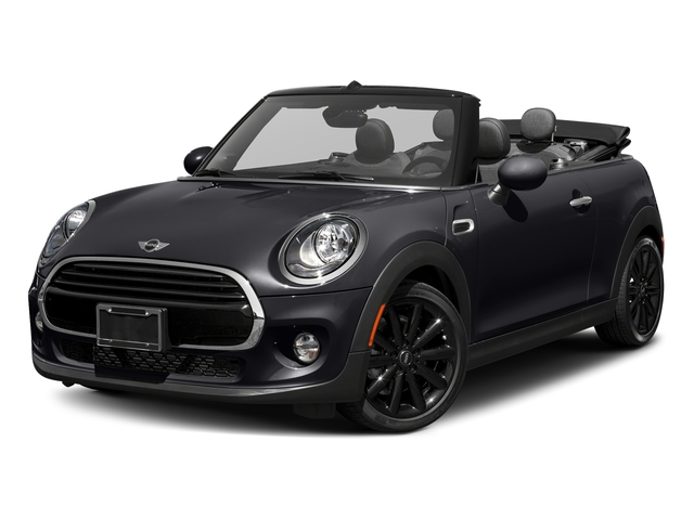 Lapisluxury Blue 2018 MINI Convertible Pictures Convertible Cooper FWD photos front view