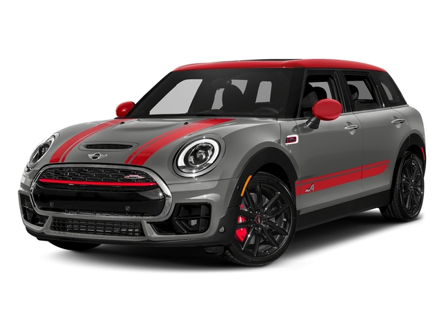 2018 Mini Clubman John Cooper Works All4 Pictures Nadaguides