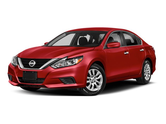 Scarlet Ember 2018 Nissan Altima Pictures Altima 2.5 SR Sedan photos front view