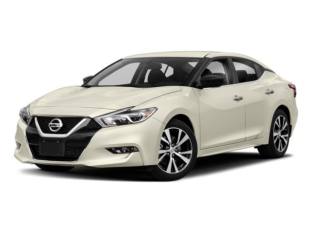 Pearl White 2018 Nissan Maxima Pictures Maxima S 3.5L photos front view