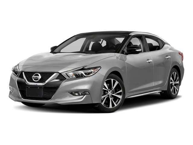 Brilliant Silver 2018 Nissan Maxima Pictures Maxima Platinum 3.5L photos front view