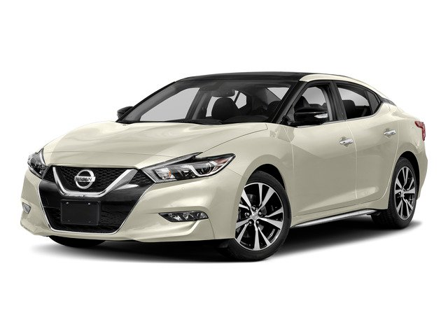 Pearl White 2018 Nissan Maxima Pictures Maxima Platinum 3.5L photos front view