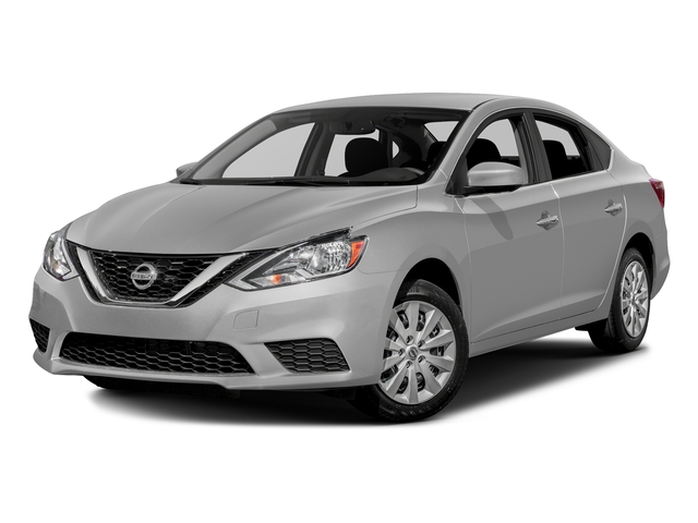 Brilliant Silver 2018 Nissan Sentra Pictures Sentra S CVT photos front view