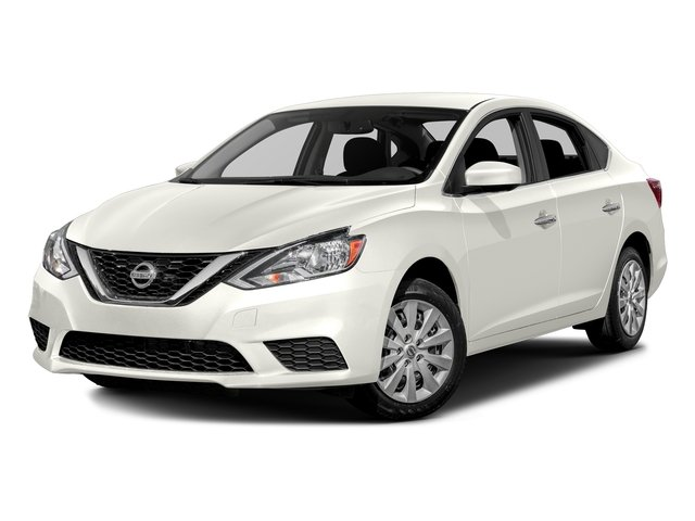 Fresh Powder 2018 Nissan Sentra Pictures Sentra S CVT photos front view