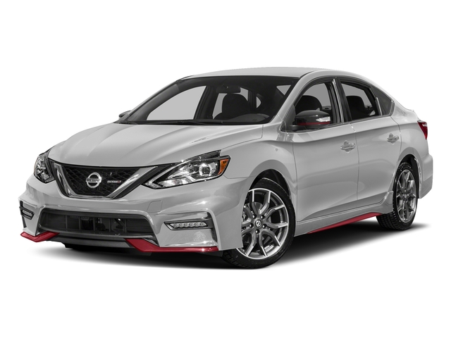 Brilliant Silver 2018 Nissan Sentra Pictures Sentra NISMO Manual photos front view