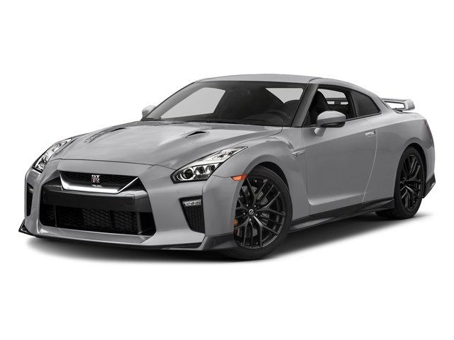 Super Silver Metallic 2018 Nissan GT-R Pictures GT-R Track Edition AWD photos front view