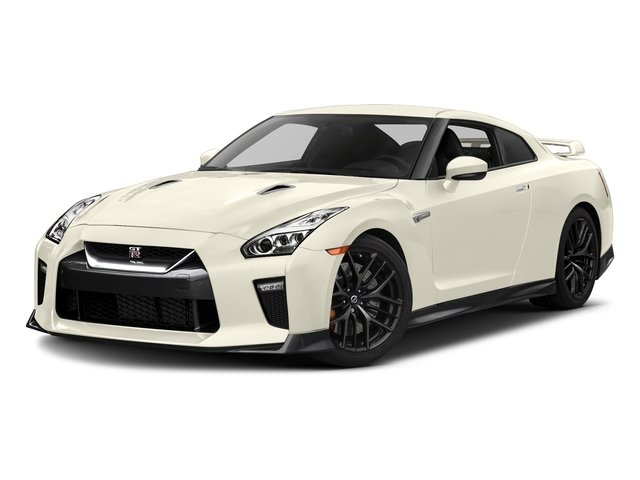 Pearl White 2018 Nissan GT-R Pictures GT-R Track Edition AWD photos front view