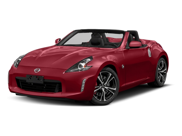 Solid Red 2018 Nissan 370Z Roadster Pictures 370Z Roadster Touring Auto photos front view