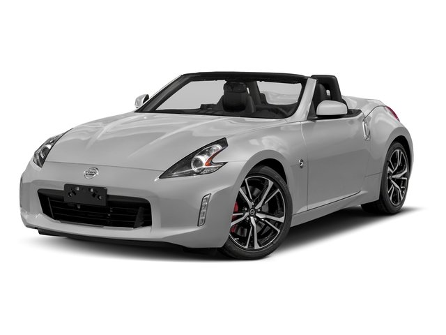Brilliant Silver 2018 Nissan 370Z Roadster Pictures 370Z Roadster Touring Auto photos front view